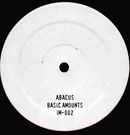 Abacus - Basic Amounts (Original Mix) [DEEP HOUSE]